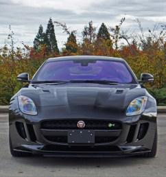 2017 jaguar f type r coupe road test review [ 1280 x 929 Pixel ]