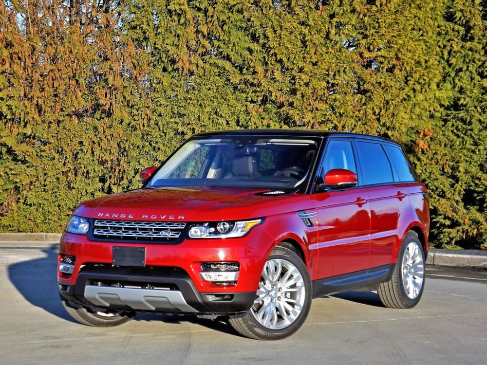 medium resolution of 2017 land rover range rover sport hse td6 road test