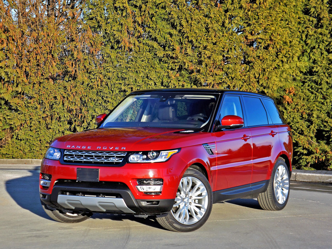 hight resolution of 2017 land rover range rover sport hse td6 road test