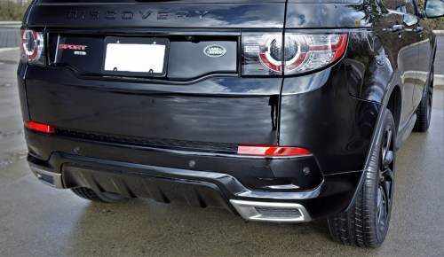 small resolution of the stylish land rover discovery sport gets plenty of updates for 2018 photo karen tuggay canadian auto press