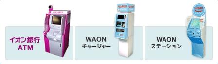 WAONステーション