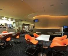 関西国際空港 KIXエアポートラウンジ オープン席