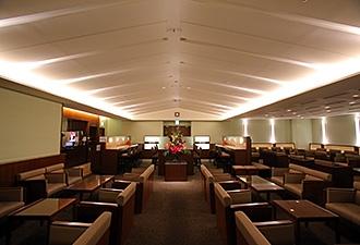 ビューゴールドプラスカードの空港ラウンジサービス