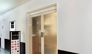 成田国際空港の空港ラウンジ「IASS EXECUTIVE LOUNGE 1」(第1ターミナル中央ビル5階)