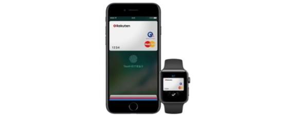 楽天カードでApple Pay(アップルペイ)を利用 設定や利用方法など詳しく紹介