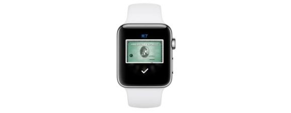 Apple Watch Series 2のApple Pay(Wallet)にアメリカン・エキスプレスカードを追加・設定方法