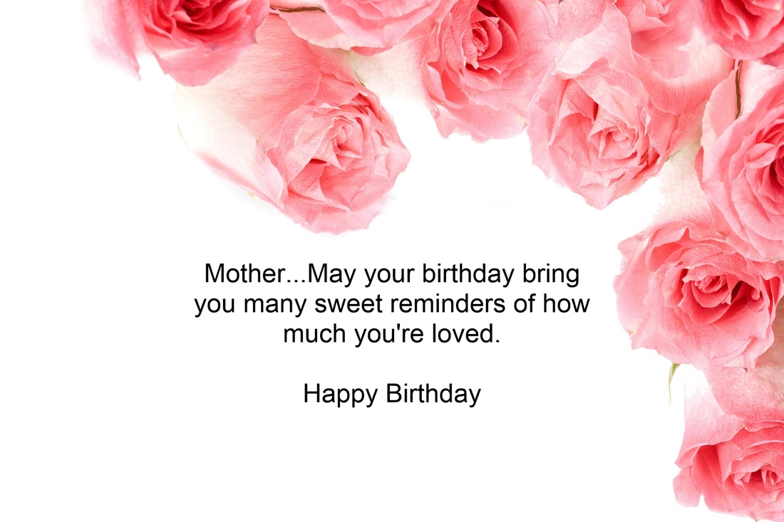 Mother Birthday Verses Card Verses Greetings And Wishes
