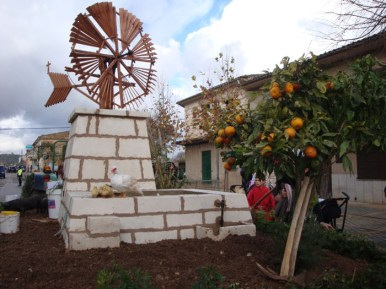 Primer premi: Es molí de Sant Antoni