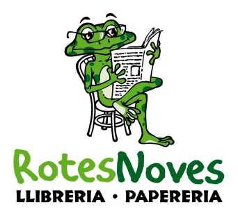 El logo de la seva llibreria