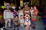La comparsa dels indis