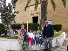 Benedicció dels Rams i Eucaristia Solemne a Sant Llorenç des Cardassar 2013010