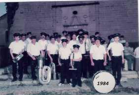 1984 Banda de Música de Sant LLorenç