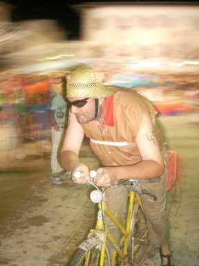 IronGall - Ciclista