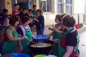 Bunyolada Escola de Sant Llorenç 2013017