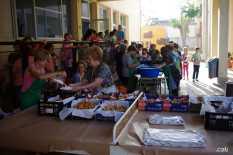 Bunyolada Escola de Sant Llorenç 2013028