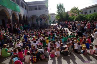 Bunyolada Escola de Sant Llorenç 2013052