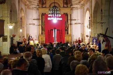 Processó divendres Sant 2014 a Sant Llorenç000