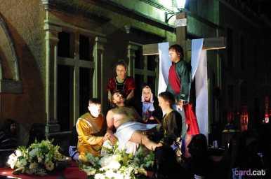 Processó divendres Sant 2014 a Sant Llorenç019