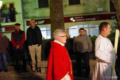 Processó divendres Sant 2014 a Sant Llorenç032