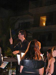Festes S'Illot Banda de Música Sant Llorenç 22-08-2014 032