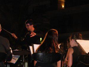 Festes S'Illot Banda de Música Sant Llorenç 22-08-2014 033