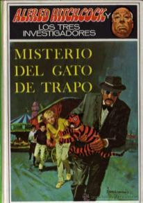 Alfred Hitchcock y los Tres Investigadores... aventures, misteri i acció protagonitzat per tres adolescents investigadors