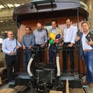 El Govern invertirà 4,2 milions en un museu del ferrocarril a Son Carrió