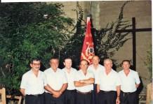 Músics majors Església Nova 23 juny 1990