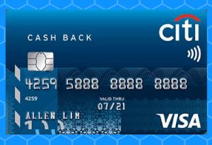 Citibank Card Activation
