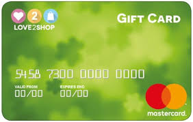 Love2shop Gift Card Activation