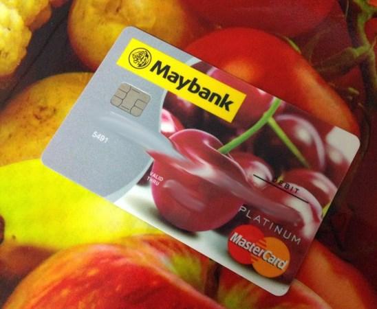 Maybank Debit Card Activation