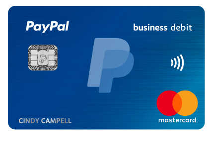 PayPal Mastercard Activation