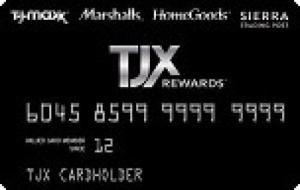 TJX Rewards Card Activation