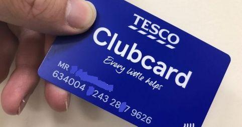 Tesco Credit Card Activation