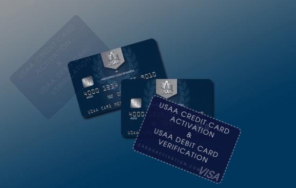 USAA Debit Card Activation