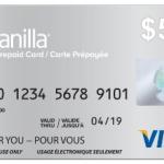 Vanilla Visa Gift Card Activation