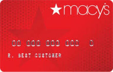 Macy's Credit Card activation