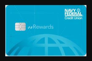 Navy Federal Awards Card