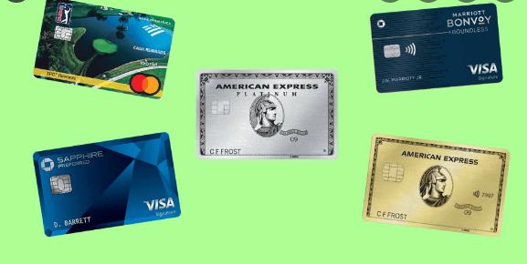 Best Rewards credit card