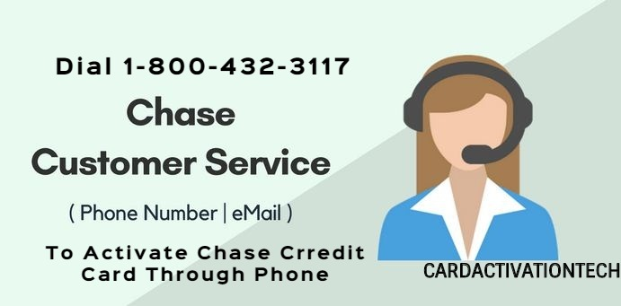 Chase Credit Card Activation Phone Number