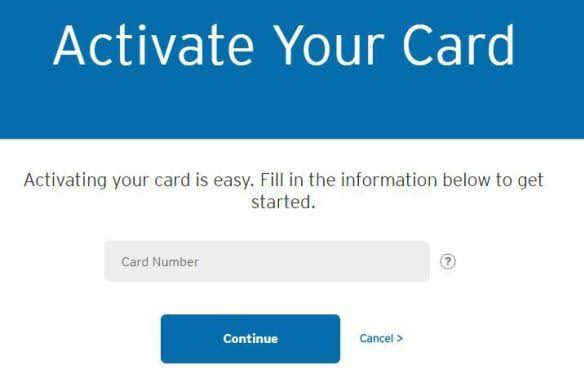 activate Citibank Card