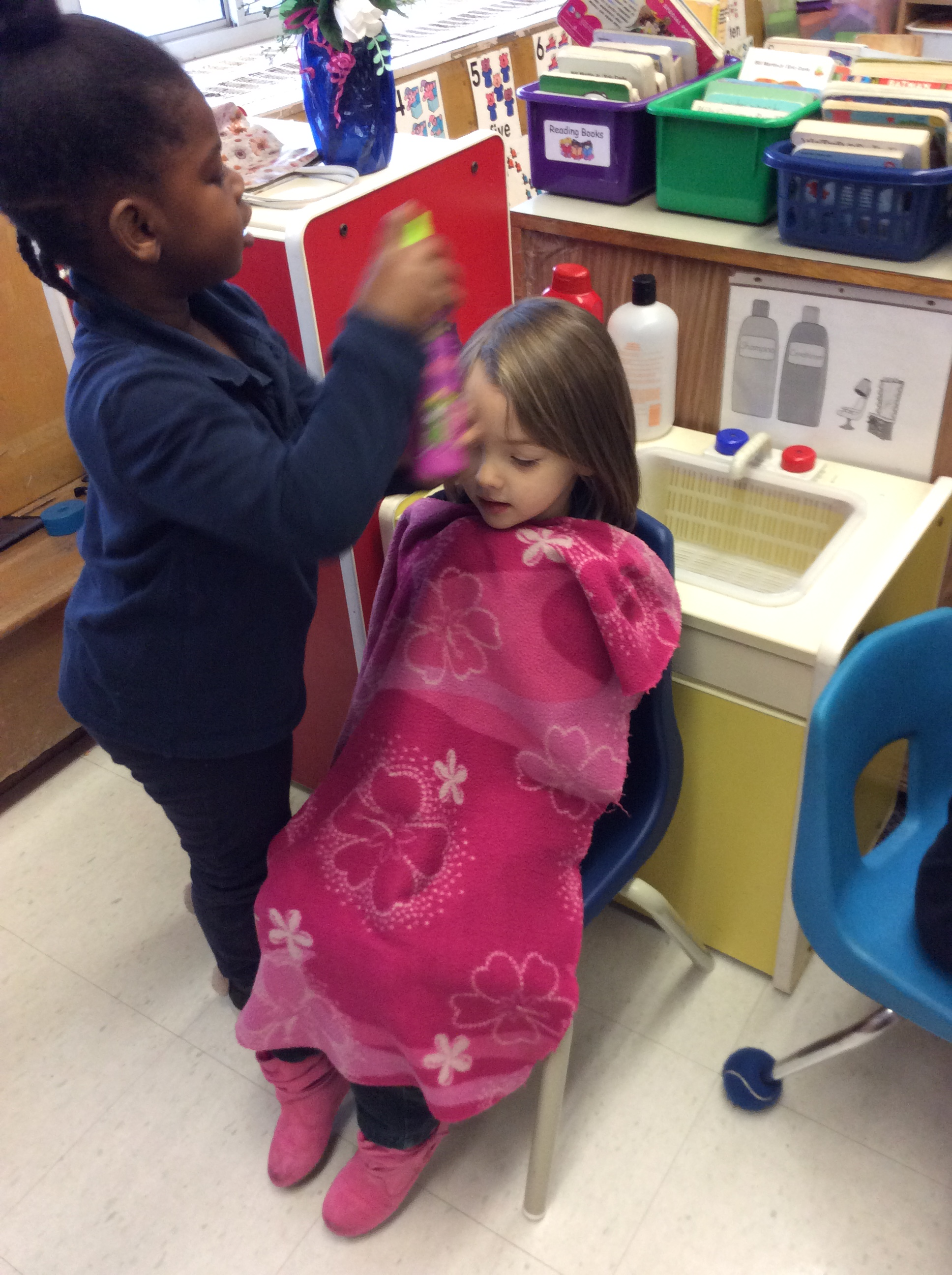 Dramatic Play In Kindergarten