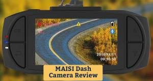 MAISI Dash Camera Review