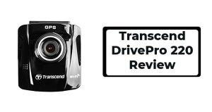 Transcend DrivePro 220 Review