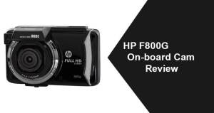 HP F800G Review