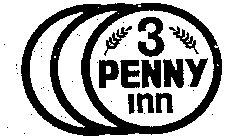 3-Penny Inns – Bowling Green, Kentucky