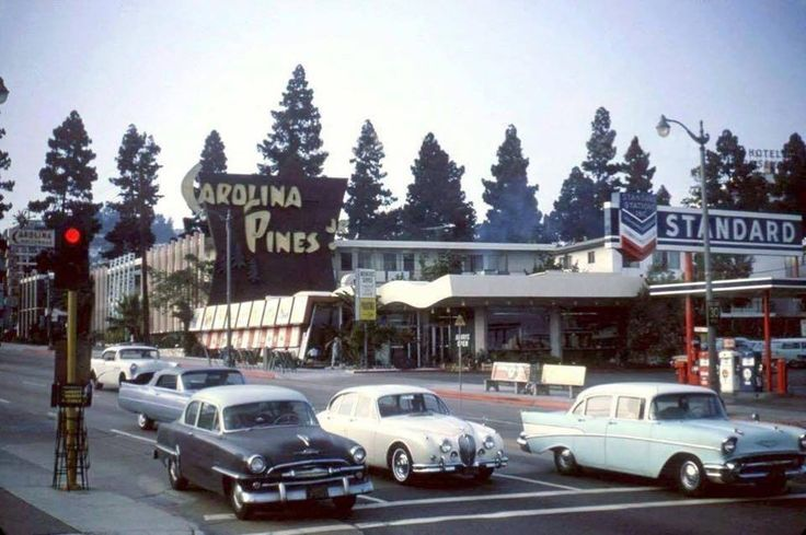 Carolina Pines and Carolina Pines, Jr. – Los Angeles, California