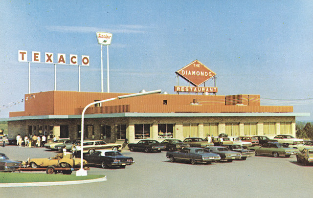 Diamonds Restaurant and Inn – Villa Ridge, Missouri