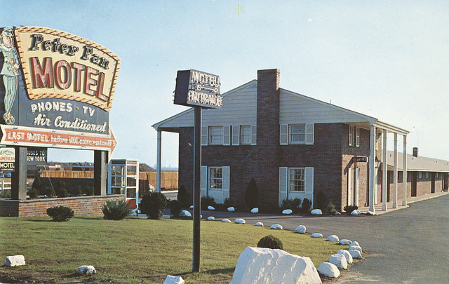 Peter Pan Motel – East Rutherford, New Jersey