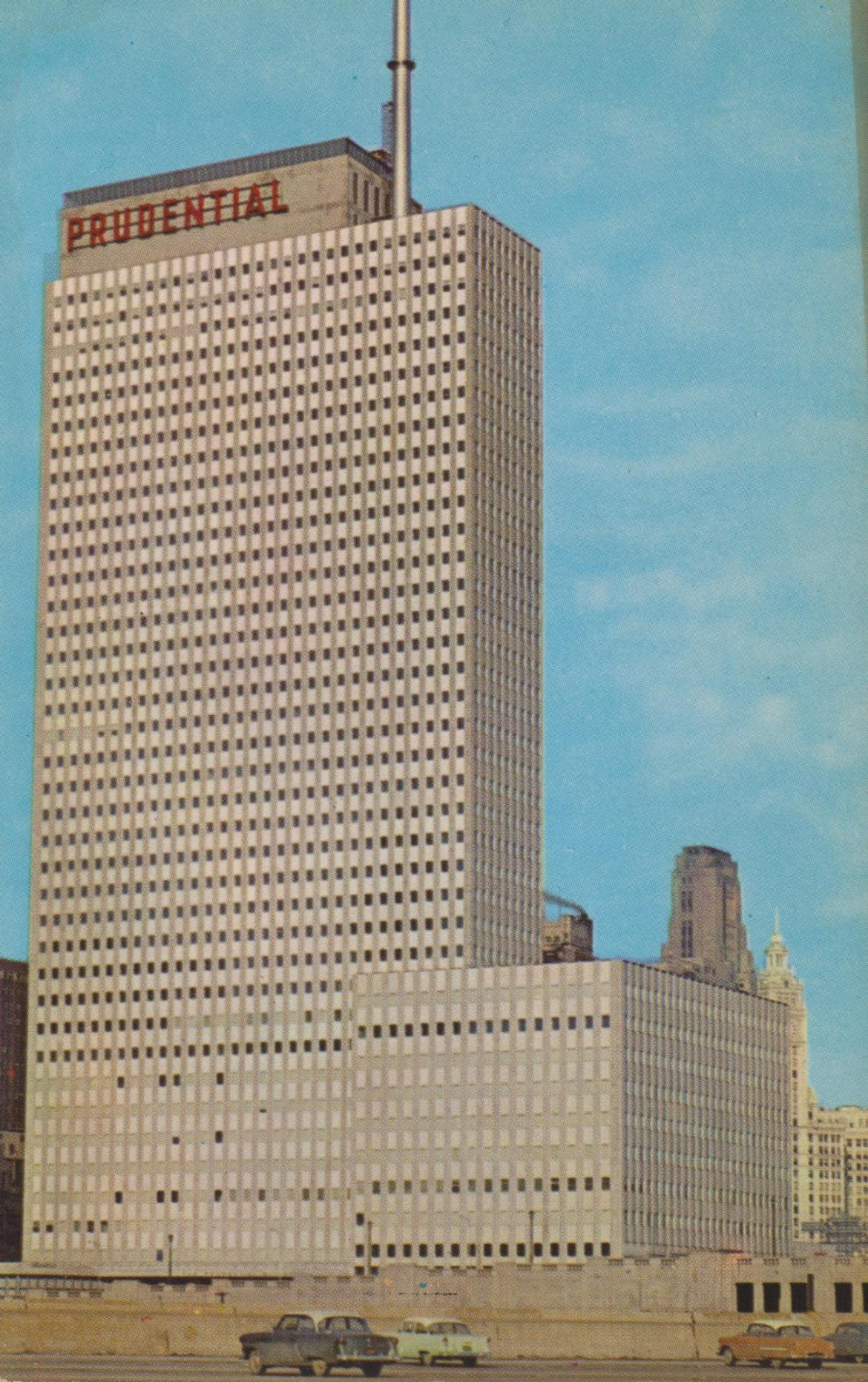 The Prudential Building  – Chicago, Illinois
